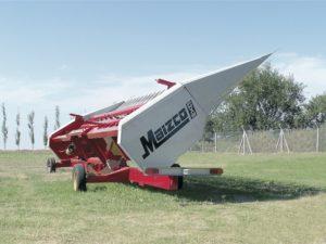 MAIZCO - жатка для уборки подсолнечника, Аргентина