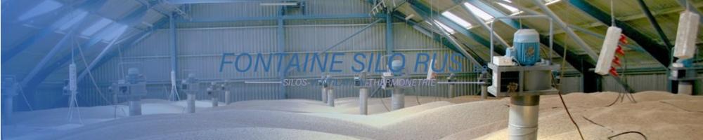 Fontaine silo