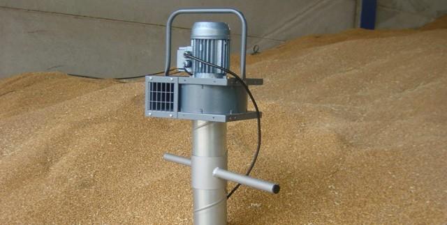 Fontaine-Silo - системы вентиляции и термометрии зерна