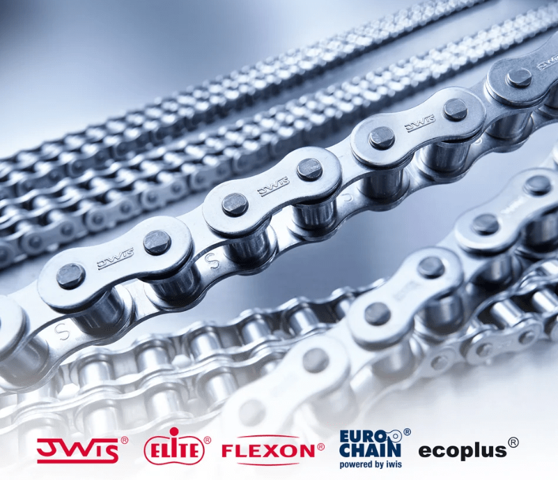 IWIS – Промышленные цепи
