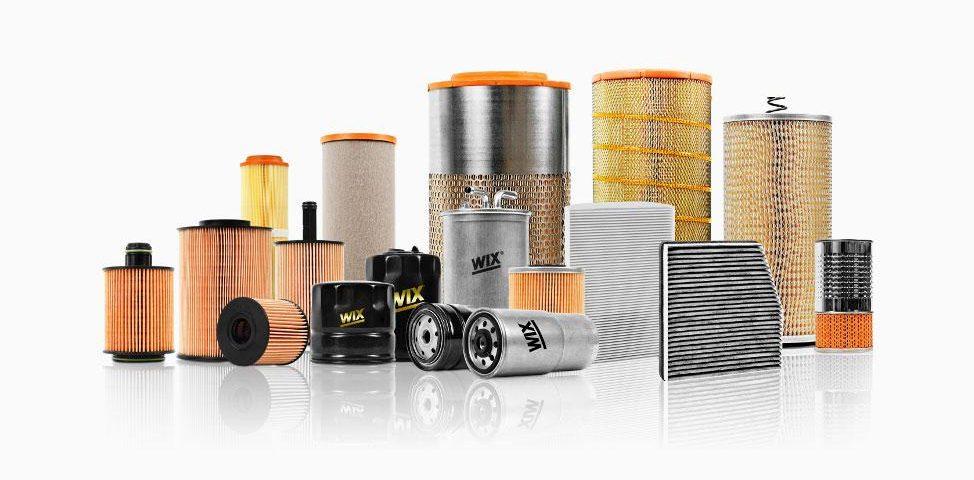 WIX и Mann Hummel - Фильтры для техники